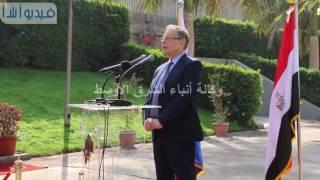 بالفيديو : افتتحت دار الأوبرا المصرية تمثال الموسيقار الروسى كورساكوف