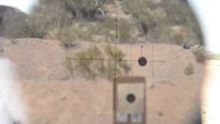 517 Meter Steel Gong with .300 Win Mag