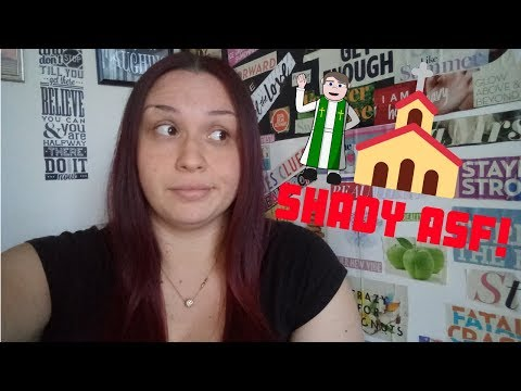 STORY TIME: WHY I DON'T GO TO CHURCH ANYMORE || FAKE OR CULT CHURCH??
