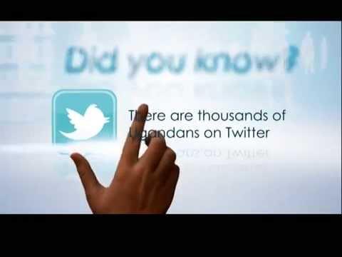 Social Media Management - Uganda Facts