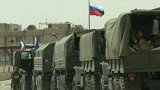 Russian soldiers killed in attack in Syria