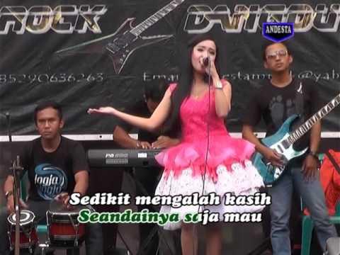 Andesta Music..Egois (Rizky) Full karaoke