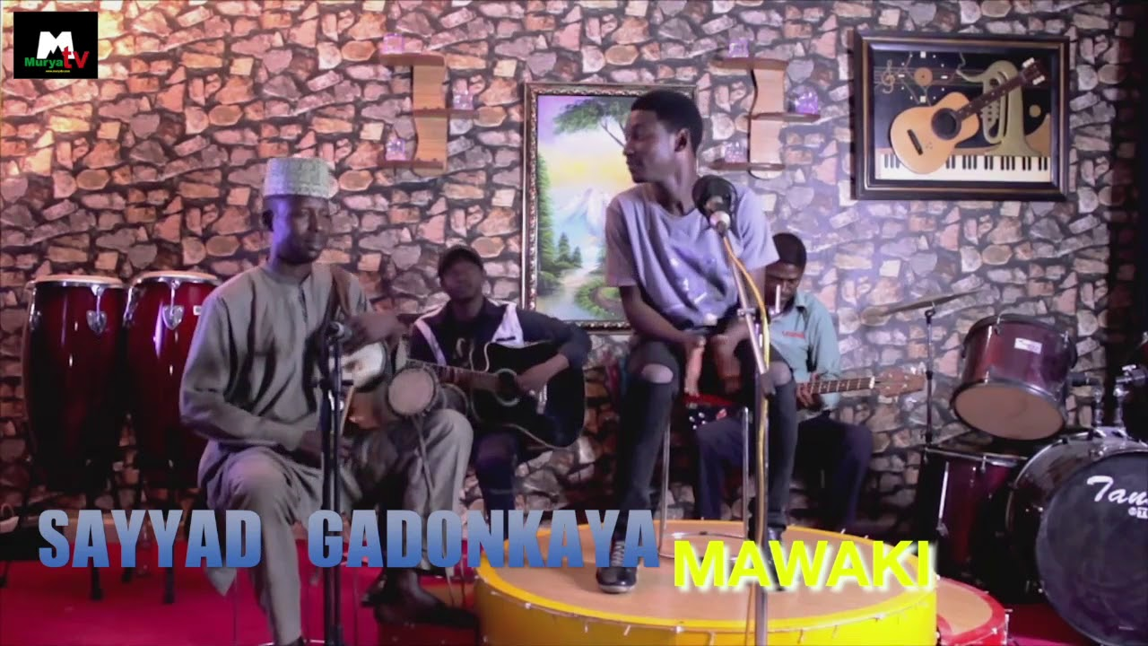 Download Sayyid gadon kaya murya musical show teaser
