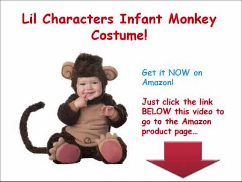 infant halloween costume monkey so cute children love kid costumes
