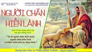 HTTL TÂN AN - Chương trình thờ phượng Chúa - 08/08/2021