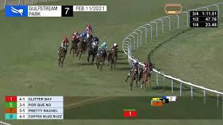 Vidéo de la course PMU STARTER OPTIONAL CLAIMING 1600M