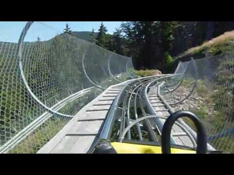 Längste Sommerrodelbahn Deutschlands, Hasenhorn-Rollercoaster