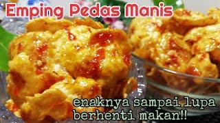 Download Cara membuat Emping Pedas Manis..... Wuenakk!!