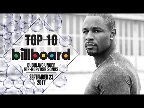 Top 10 • US Bubbling Under Hip-Hop/R&B Songs • September 23, 2017 | Billboard-Charts