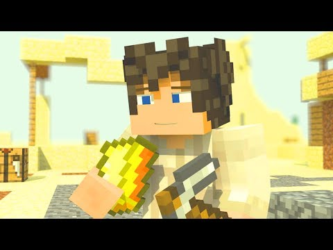 """♫ """"GOLD"""" - MINECRAFT PARODY OF """"7 YEARS"""" ♫ - TOP MINECRAFT SONG"""