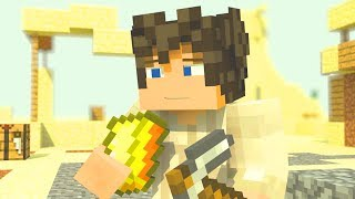 "♫ ""GOLD"" - MINECRAFT PARODY OF ""7 YEARS"" ♫ - TOP MINECRAFT SONG"