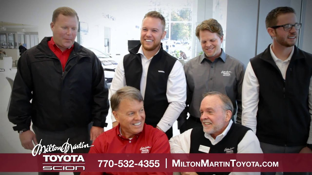 Great 5 Reasons To Visit The New Milton Martin Toyota   YouTube