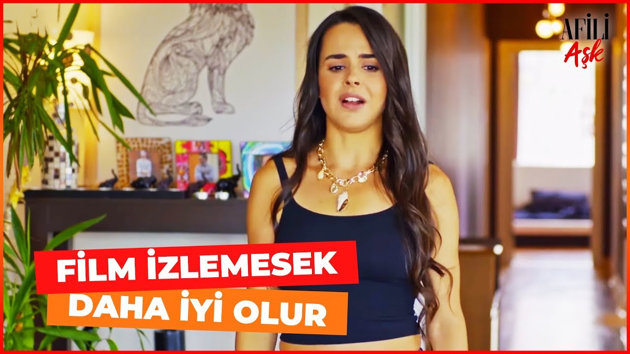 Volkan ve Gonca Sevgili Oldu - Afili Aşk 12. Bölüm