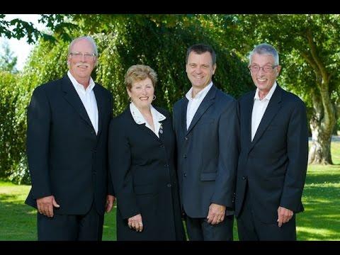 Mayor Jackson's Team - Rod BINDER, Robert CAMPBELL & Ian PATON