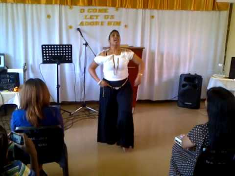 Chris Tomlin - Jesus Loves Me , Worship Dance by Tribe Music Academy South Africa