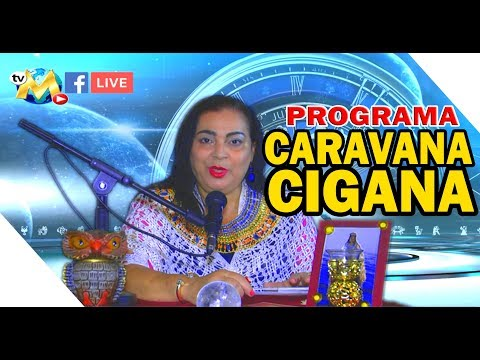 vídeo TVM PLAY - VEM PROGRAMA CARAVANA CIGANA