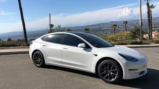 Tesla Model 3 Quicker 0-60 with Firmware Update 2019.8.5