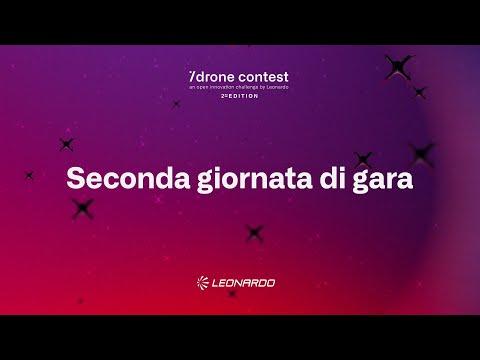 Leonardo Drone Contest - Secondo giorno di gara - 29 Settembre 2021