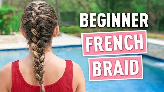 How to French Brąid | Back to Basics 101 #WithMe