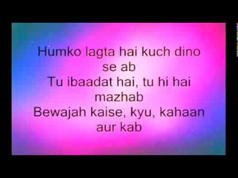 Hindi Song Lines Whatsapp Status