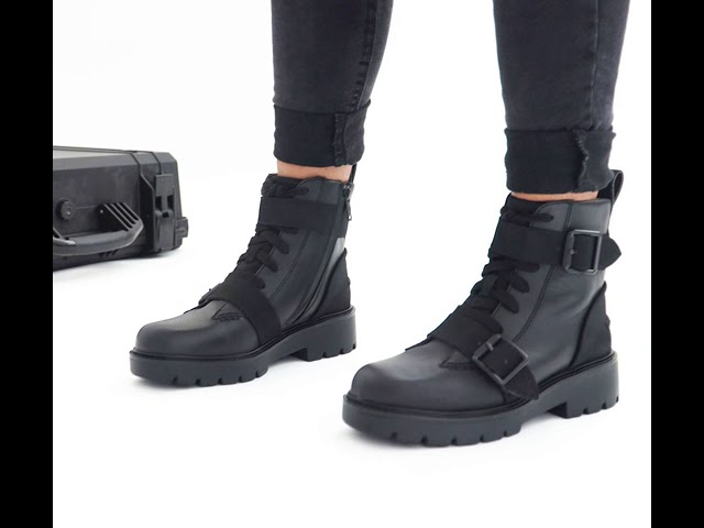 Shuperb™ UGG NOE Ladies Leather Ankle