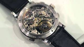 A. Lange & Sohne Datograph Tourbillon Perpetual Watch Hands-On See ...