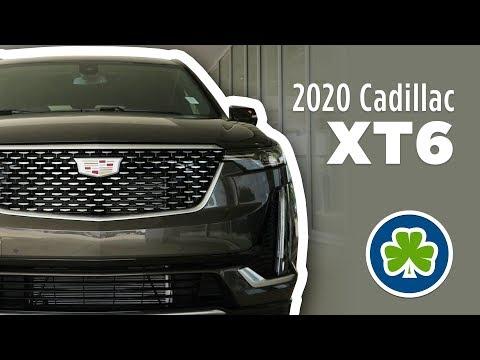 All-New 2020 Cadillac XT6 Review | McGrath Cadillac