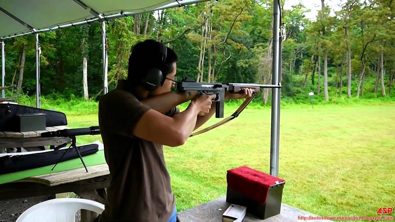 M1 & 1927A1 Thompson  45 Cal: Auto Ordnance USA | Semi-Auto Carbine