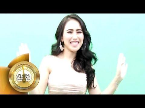 Duet LDR Terbaik! Ayu Ting Ting feat Via Vallen BANG JONO  - Anugerah Dangdut Indonesia 2017