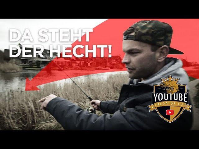 #YPC19   Youtube Predator Cup 2019 Trainingstage   Martin und der Wind