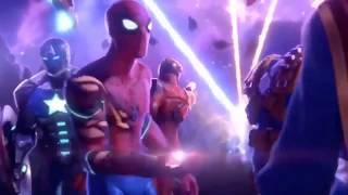 Avengers infinity Gauntlet Fight Scene 2018  Thor   Hulk   Iron man