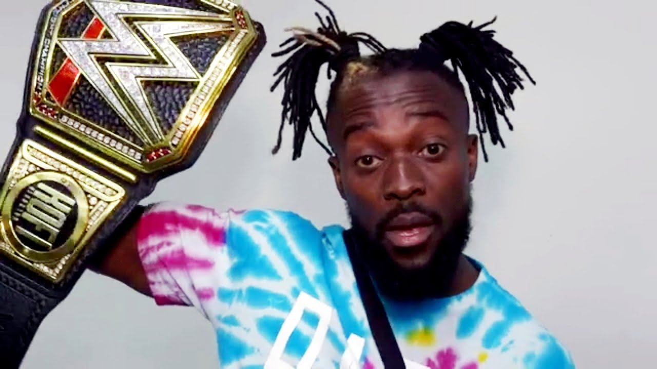 Kofi Kingston gears up for a WWE Championship Triple Threat Match at SMACKVILLE