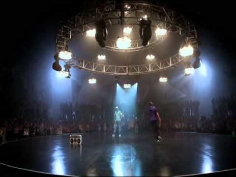 Street Dance 3D - George Sampson Dancing