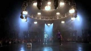 Street Dance 3D - George Sampson Dancing