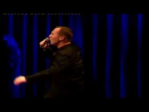 "Simple Minds ""Waterfront"" Live Amsterdam 2005"