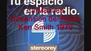 Stereorey la maxima dimension del radio-Deeper than the night-Olivia Newton John. Ken Smith