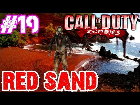A TROPICAL ISLAND ZOMBIE GETAWAY!!▐ Custom Zombies on Red Sand