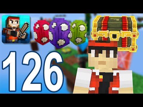 Pixel Gun 3D - Gameplay Walkthrough Part 126 - Super Incubator, Lucky Chest (iOS, Android)