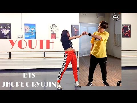 BTS 방탄소년단 Jhope & RyuJin  - Youth [Highlight Reel] Dance Cover Mp3