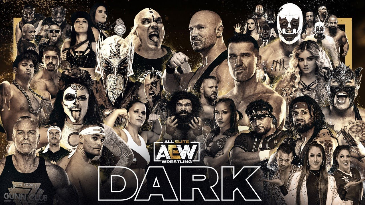 Download What does Ricky Starks have to say on the Waiting Room + 13 matches | AEW DARK