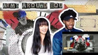 Xxxtentacion & Lil Pump Ft. Maluma & Swae Lee - Arms Around You  Music  Reaction