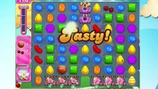 Candy Crush Saga Level 1442  No Booster