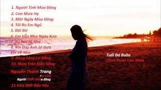My playlist: Người tình mùa đông -  Những bài guitar cover buồn [Thanh Trang]