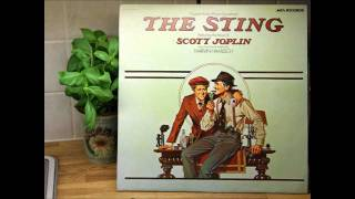 The Sting 1973 Soundtrack (13) - Solace (Piano Version)