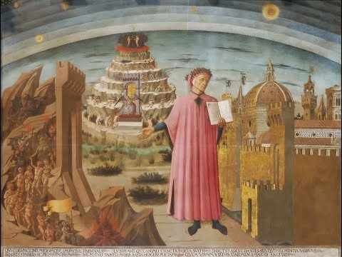 Dante Alighieri: The Divine Comedy, Inferno, Canto 1.1-60