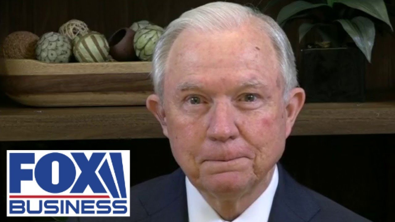 Sessions reacts to Barr's concerns over Durham probe, twitter spat with Ilhan Omar