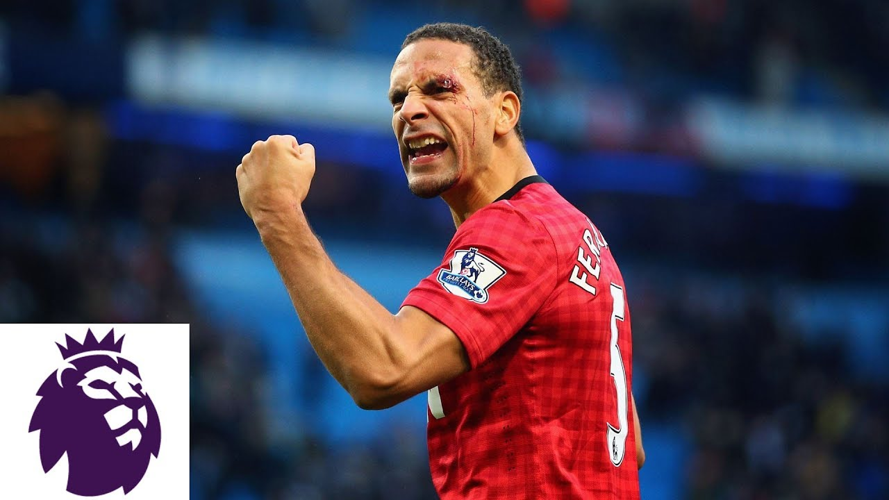 Man United's legendary defender Rio Ferdinand | Premier League Icons | NBC Sports