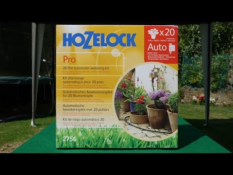 Hozelock Automatic Watering System