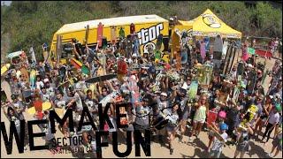 Sector 9 | Go Skateboarding Day 2015 (10th Annual Poker Run)