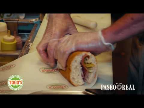 Plaza Paseo Real - Togo's Sandwhiches